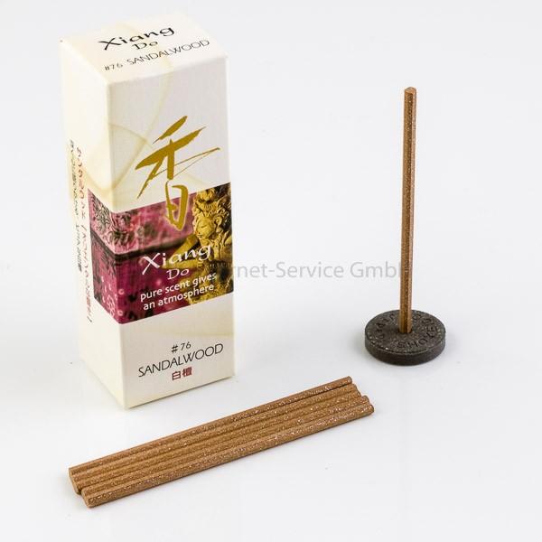 Xiang Do Sandelholz (Sandalwood) - Japanische Räucherstäbchen Shoyeido