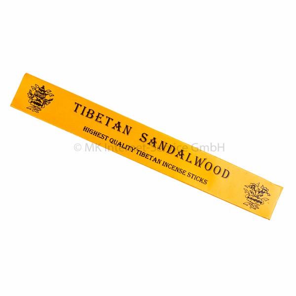 Tibetan Sandalwood - Tibetische Räucherstäbchen