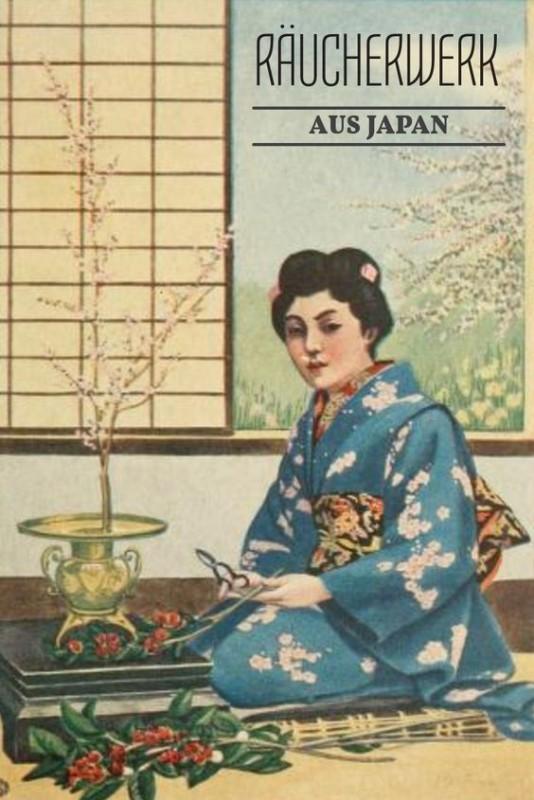 Japanisches Räucherwerk kaufen