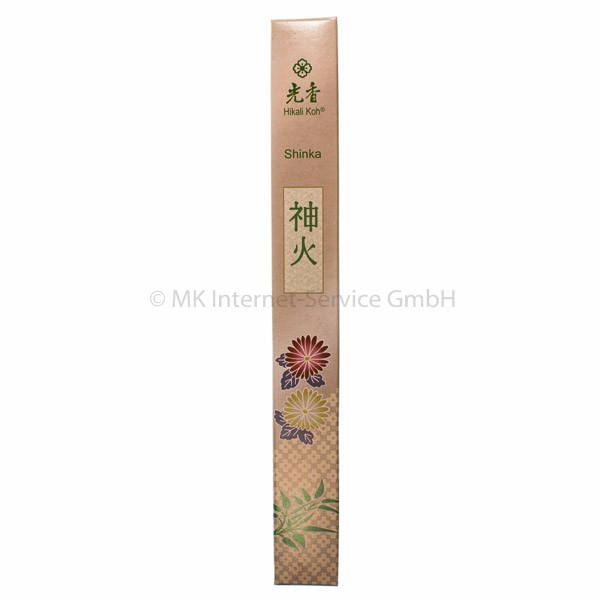 Shinka (Heilige Flamme) - Japanische Räucherstäbchen Hikali Koh