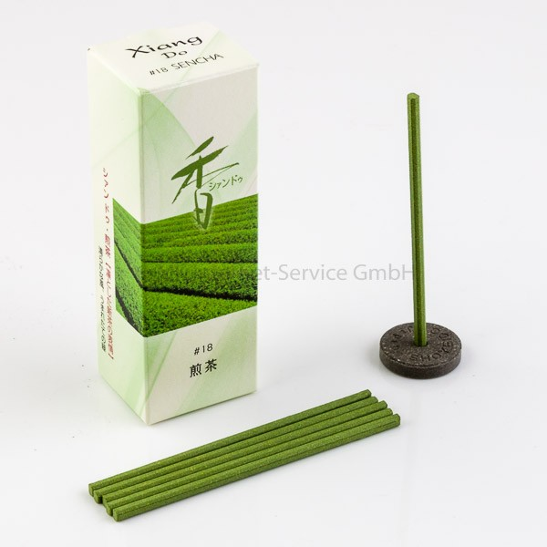 Xiang Do Sencha (Sencha) - Japanische Räucherstäbchen Shoyeido
