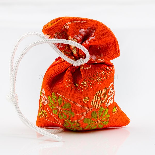 Japanisches Duftsäckchen Taga-sode Goku-hin, orange - Shoyeido
