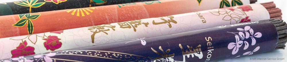 Japanische Räucherstäbchen Kenmei Do