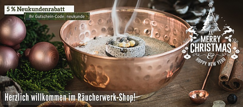 Räucherwerk Shop