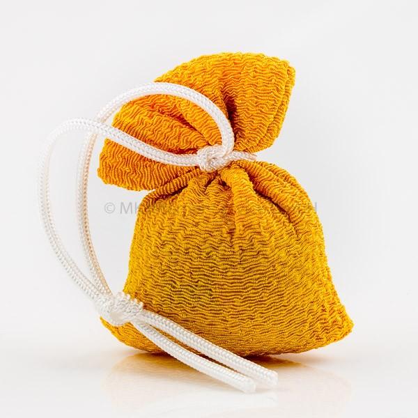 Japanisches Duftsäckchen Taga-sode Johin, gelb - Shoyeido