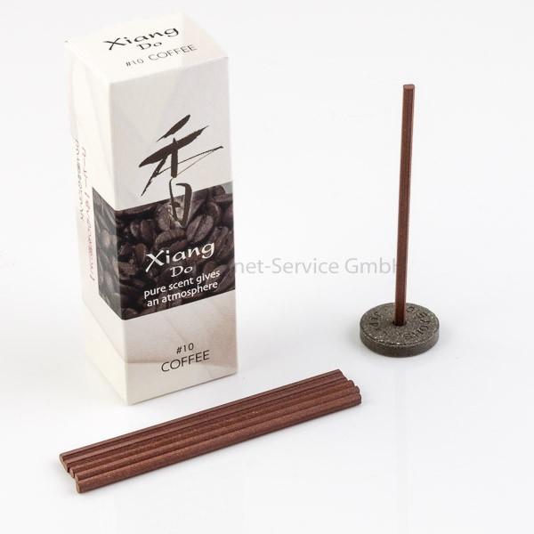 Xiang Do Kaffee (Coffee) - Japanische Räucherstäbchen Shoyeido