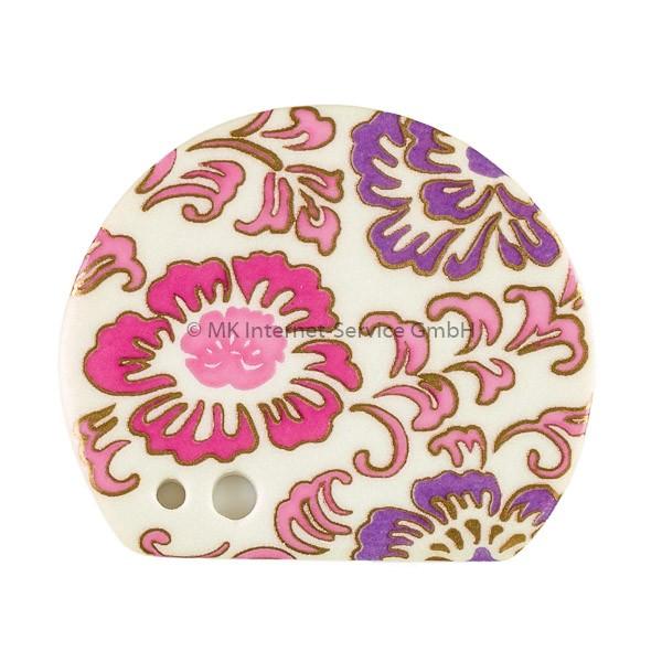 Japanischer Räucherstäbchenhalter Botankarakusa (Pfingstblüte)