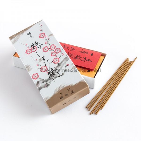 Baika-ju (Pflaumenblüte) - Japanische Räucherstäbchen Shoyeido