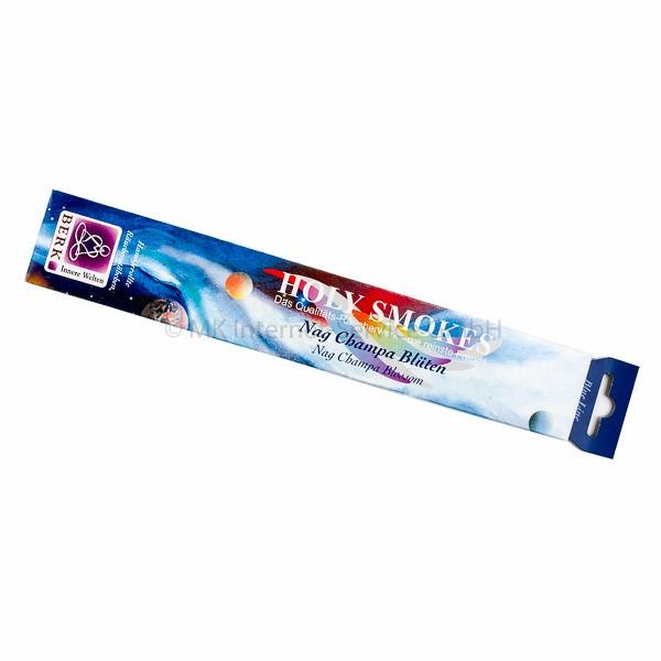 Holy Smokes Räucherstäbchen Blue Line Nag Champa Blüten