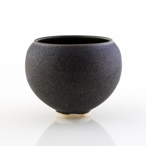 Japanischer Räucherbecher Bowl Iron Crystal