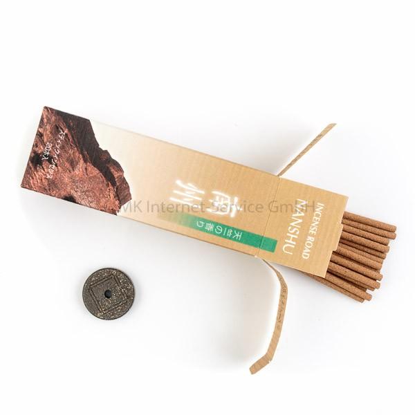Incense Road Nanshu (Southern State) Pocket-Set - Japanische Räucherstäbchen Shoyeido (20 Stb.)