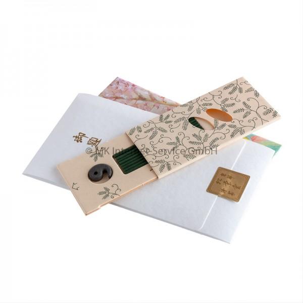 Geschenkset Kataru - Japanische Räucherstäbchen Shoyeido (Limited Edition)