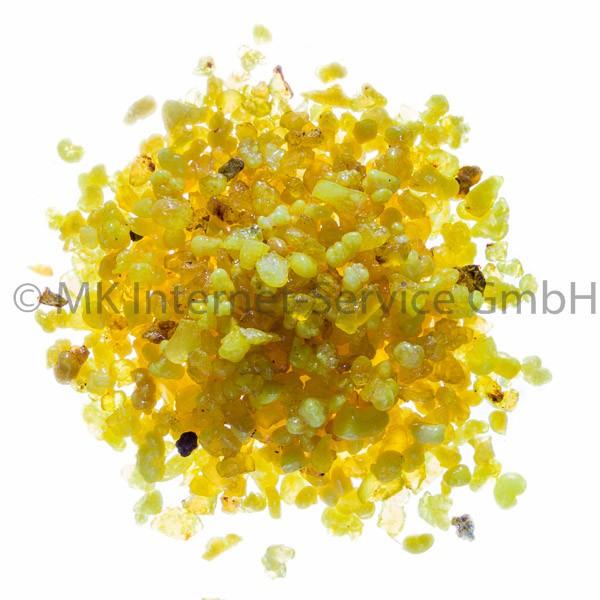 Farb-Weihrauch gelb