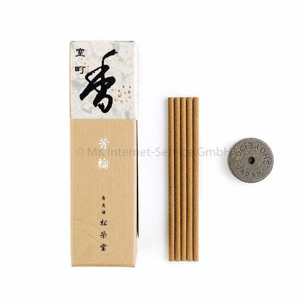 Horin Muromachi - Japanische Räucherstäbchen Shoyeido (20)